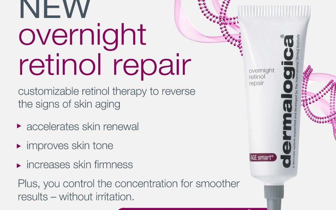DERMALOGICA OVERNIGHT RETINOL REPAIR CREAM