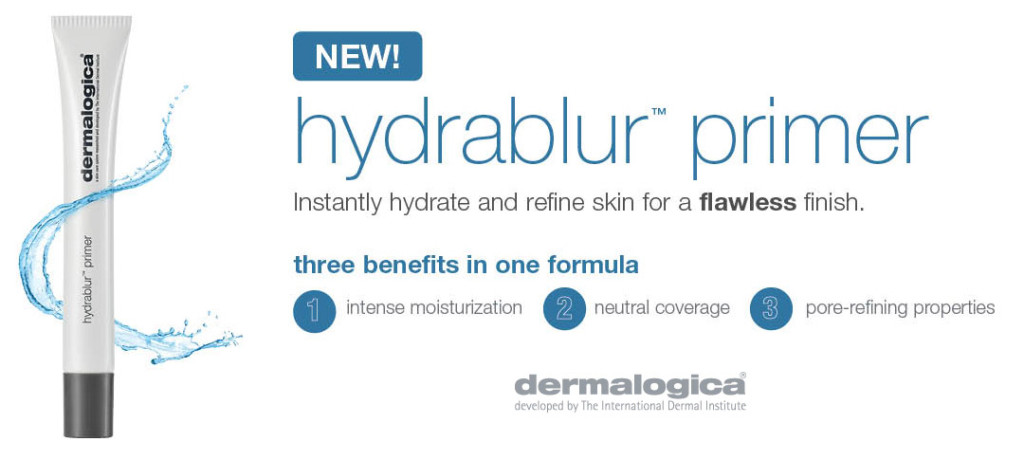 Newest addition to the Dermalogica family is… Hydrablur Primer
